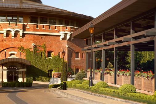 Citadel Inn Hotel & Resort - Lemberg - Gebäude