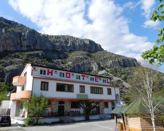 Hostel Izvor - Podgorica - Building