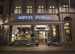 Hotel Flora - Gotemburgo - Edifício