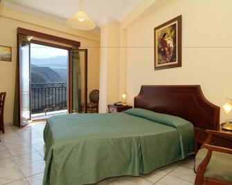 Hermes Delphi Hotel - Delphi - Bedroom
