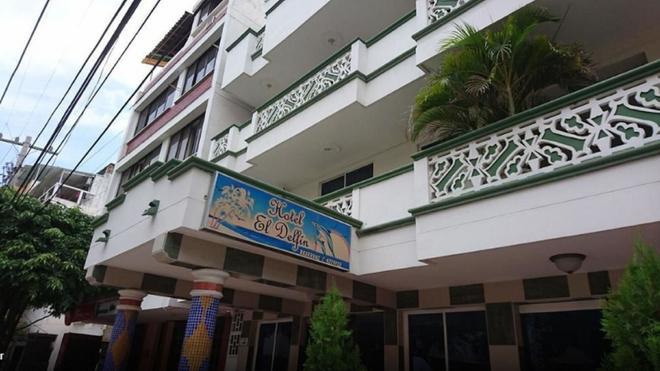 Hotel El Delfin - Santa Marta - Building