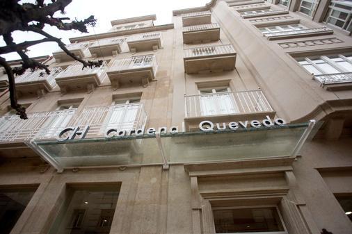 Hotel Carrís Cardenal Quevedo - Ourense - Building