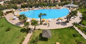 Hotel Sidi Mansour Resort & Spa - Midoun - Uima-allas