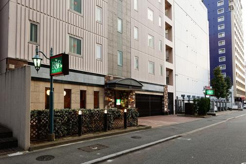 R&B Hotel Hakata Ekimae - Fukuoka - Rakennus