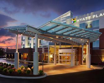 Hyatt Place Pittsburgh South/Meadows Racetrack & Casino - Washington - Gebäude