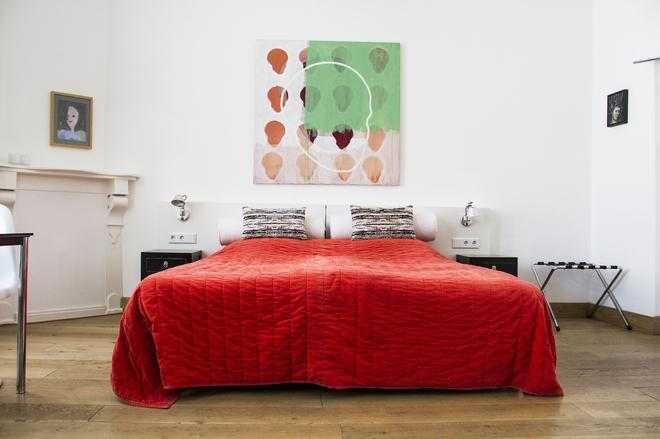 Galerie Hotel Dis - Μάαστριχτ - Κρεβατοκάμαρα