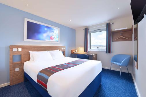 格林威治倫敦旅遊旅館 - 倫敦 - 倫敦 - 臥室