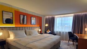 メルキュール ホテル デュッセルドルフ ゼーステルン - デュッセルドルフ - 寝室