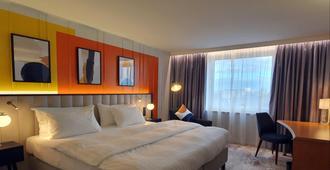 Hotel Dusseldorf Seestern - דיסלדורף - חדר שינה