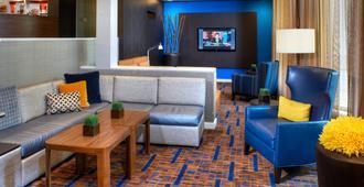Courtyard by Marriott Columbus Worthington - Columbus - Lounge