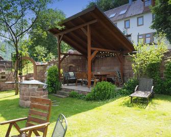 Gästehaus Martin - Werbach - Патіо