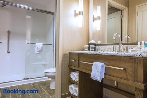 Hampton Inn Houston Downtown, TX - Houston - Bathroom