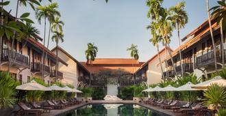 Anantara Angkor Resort - סיאם ריפ - בריכה