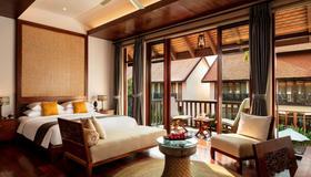 Anantara Angkor Resort - Siem Reap - Bedroom