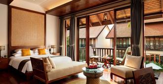 Anantara Angkor Resort - Siem Reap - Phòng ngủ