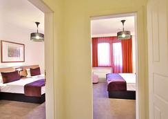 Adina Apartment Hotel Budapest - Budapeszt - Sypialnia
