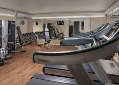 Dan Accadia Hotel - Herzliya - Gym