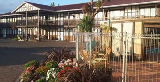 Albatross Motel - Napier - Outdoors view