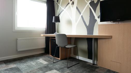 City Living Sentrum Hotell - Trondheim - Room amenity