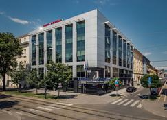 ホテル セントラル - ザグレブ - 建物