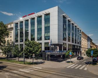 Hotel Central - Záhřeb - Building