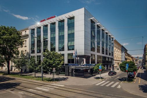 Hotel Central - Zagreb - Rakennus