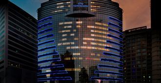 Signature 1 Hotel Tecom - Dubai - Rakennus