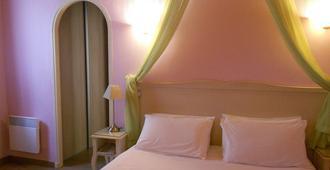 Hôtel Médieval - אביניון - חדר שינה
