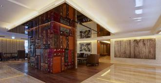 La Maison Hotel - טאיפיי - לובי