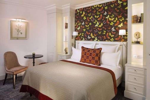 Hotel Monge - Παρίσι - Κρεβατοκάμαρα