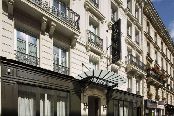 Hotel Monge - Pariisi - Rakennus