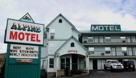 Alpine Motel - Kamloops - Building