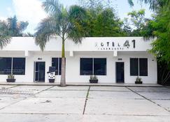 Hotel 41 Valladolid - Valladolid - Κτίριο