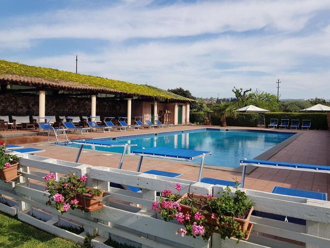 Etna Hotel - Giarre - Pool