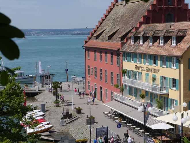 Hotel Und Gästehaus Seehof - Meersburg
