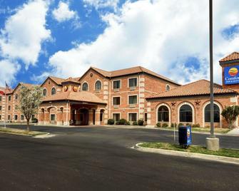 Comfort Inn & Suites Amarillo - Амарилло - Здание