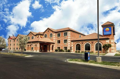Comfort Inn & Suites Amarillo - Amarillo - Toà nhà