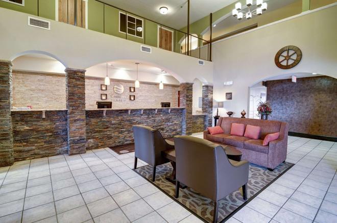 Comfort Inn & Suites Amarillo - Amarillo - Lobby