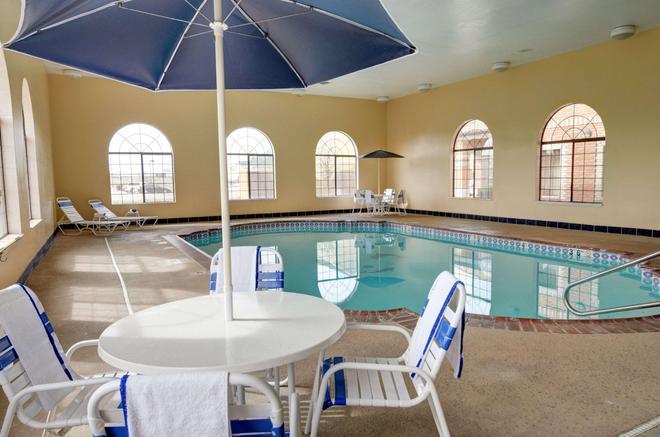 Comfort Inn & Suites Amarillo - Amarillo - Pool