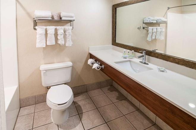 Country Inn & Suites by Radisson, Rapid City, SD - Rapid City - Bathroom