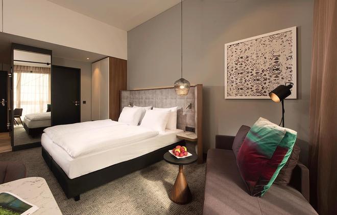 Adina Apartment Hotel Nuremberg - Norimberga - Camera da letto
