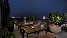 Adina Apartment Hotel Nuremberg - Nuremberg - Balcony