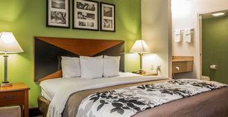 Sleep Inn Northlake - Charlotte - Bedroom