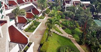 布吉最佳西方海洋渡假酒店 - 卡隆 - 卡隆 - 建築