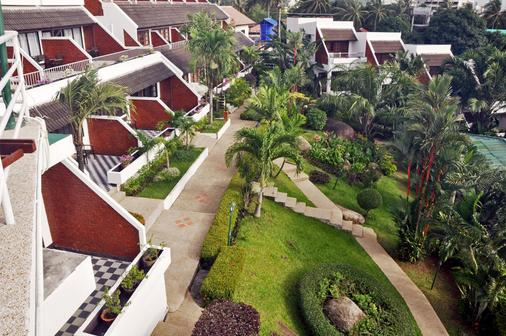 Best Western Phuket Ocean Resort - Karon - Building