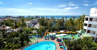 Best Western Phuket Ocean Resort - Karon - Svømmebasseng