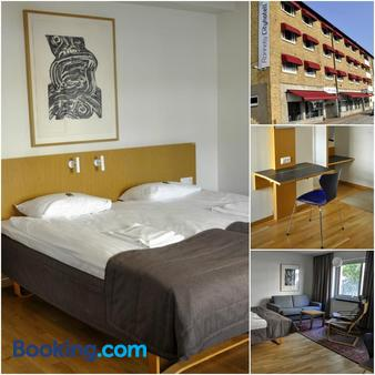 Ronneby Cityhotell - Ronneby - Bedroom