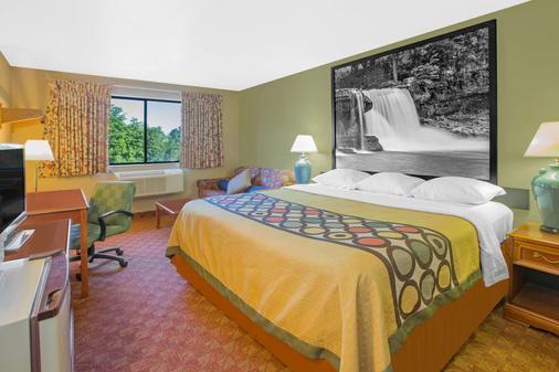 Super 8 by Wyndham Howe - Howe - Schlafzimmer