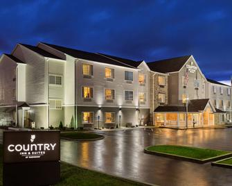 Country Inn & Suites by Radisson, Marion, OH - Marion - Gebäude