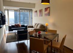 Plaza Suites México City 2403 - Мехико - Обеденный зал